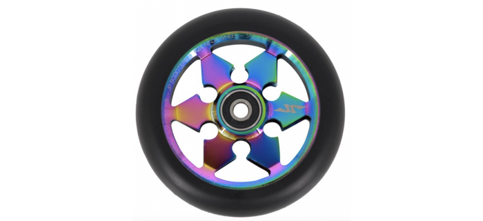 JP Scooters Ninja 6-Spoke Oilslick