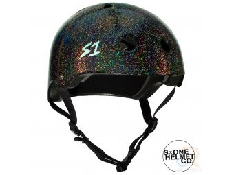 Casque S-ONE Lifer Noir Glitter
