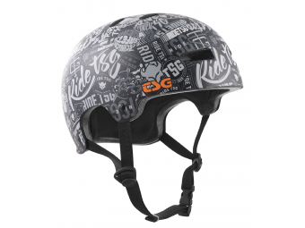Casque TSG Graphic Design Sticker BOMB