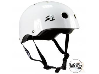 Casque S-ONE Lifer Blanc Brillant