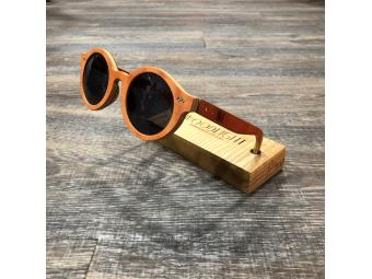 WoodLight Ring Orange